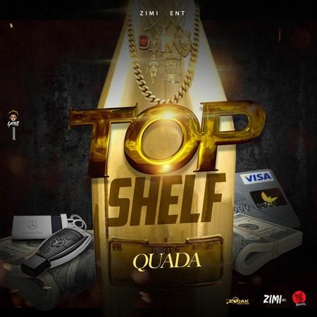 QUADA-TOP-SHELF-cover QUADA - TOP SHELF - ZIMI ENT