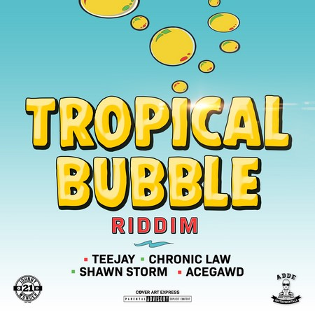 TROPICAL-BUBBLE-RIDDIM