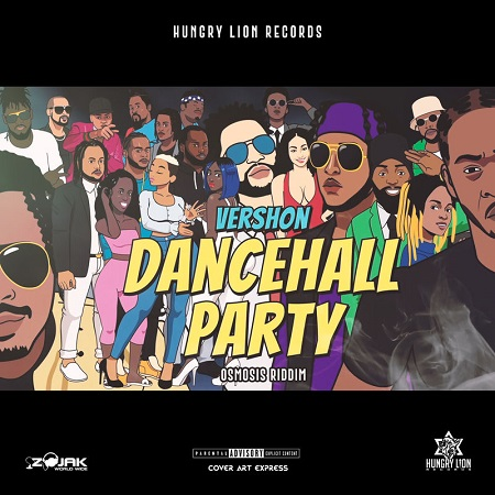 VERSHON-DANCEHALL-PARTY