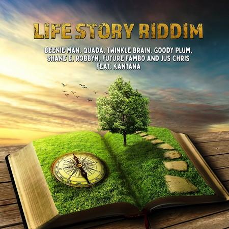 LIFE STORY RIDDIM [FULL PROMO] - TP RECORDS