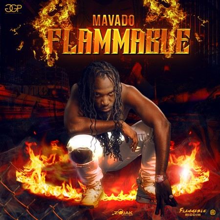 Mavado-FLAMMABLE