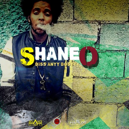 SHANE-O-DISS-ANYY-BODYYY-COVER SHANE O - DISS ANYY BODYYY (GAGE DISS) - ÉSTATE RECORDING STUDIO MUSIC
