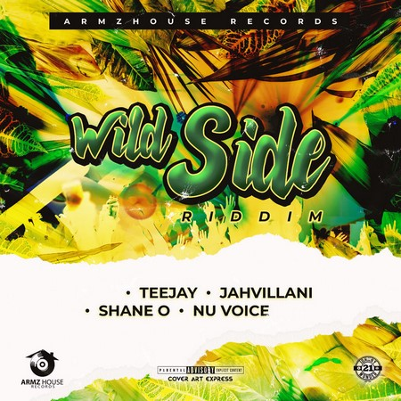 WIld-Side-Riddim-cover WILD SIDE RIDDIM [FULL PROMO] - ARMZHOUSE RECORDS