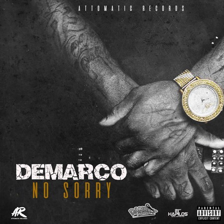 DEMARCO-NO-SORRY-COVER-1 DEMARCO - NO SORRY - ATTOMATIC RECORDS