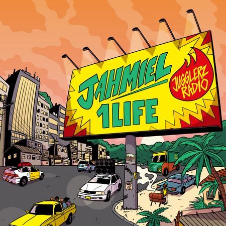 Jahmiel-1-life-Cover JAHMIEL - 1 LIFE - JUGGLERZ RADIO
