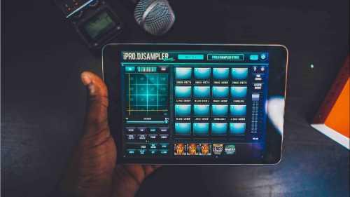 NEW DJ SAMPLER