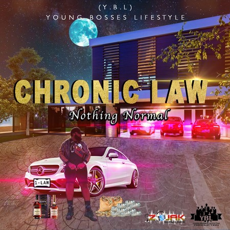 CHRONIC-LAW-NOTHING-NORMAL