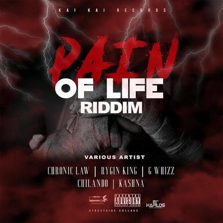 Pain-Of-Life-Riddim PAIN OF LIFE RIDDIM [FULL PROMO] - KAI KAI RECORDS