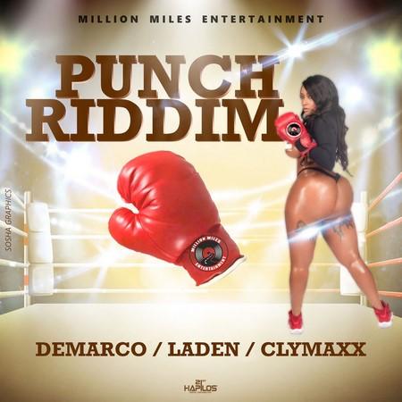 Punch-Riddim-riddim PUNCH RIDDIM [FULL PROMO] - MILLION MILES ENTERTAINMENT