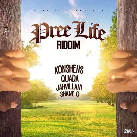 Pree-Life-Riddim PREE LIFE RIDDIM [FULL PROMO] - ZIMI ENT & FRANC WHITE