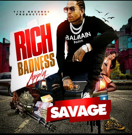 Savage-Rich-Badness-cover