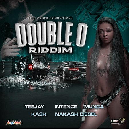 Double-O-Riddim-cover DOUBLE O RIDDIM [FULL PROMO] - LION ORDER PRODUCTIONS