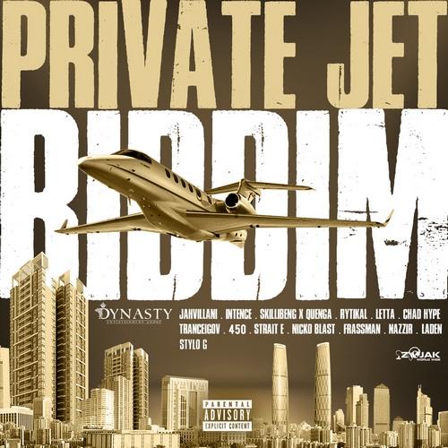 PRIVATE-JET-RIDDIM-cover PRIVATE JET RIDDIM (FULL PROMO) - DYNASTY ENT GROUP