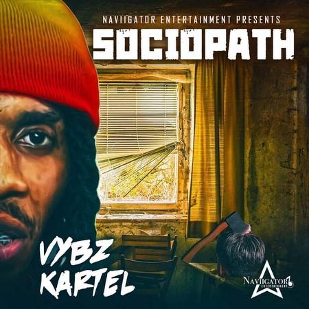 Vybz-Kartel-Sociopath-cover-art VYBZ KARTEL - SOCIOPATH - NAVIIGATOR ENTERTAINMENT