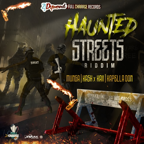Haunted-Streets-Riddim