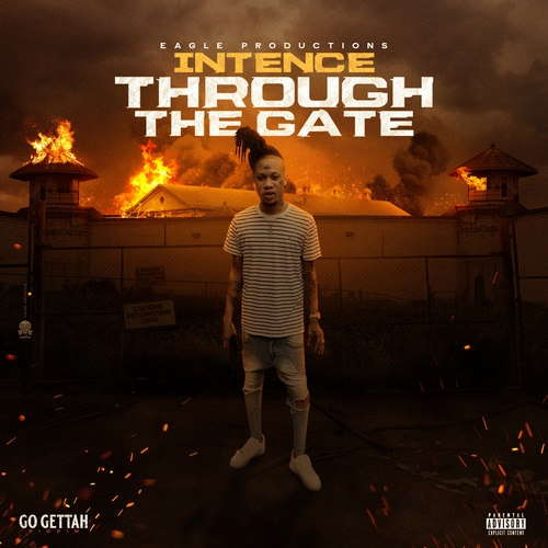 Intence-Through-The-Gate-cover