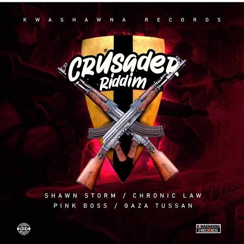 crusader-riddim-cover