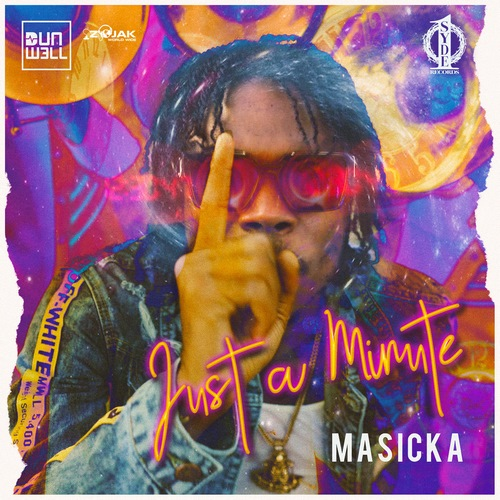 download-MASICKA-JUST-A-MINUTE-