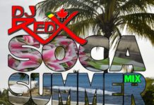 DJ RED - SOCA SUMMER - MIXTAPE