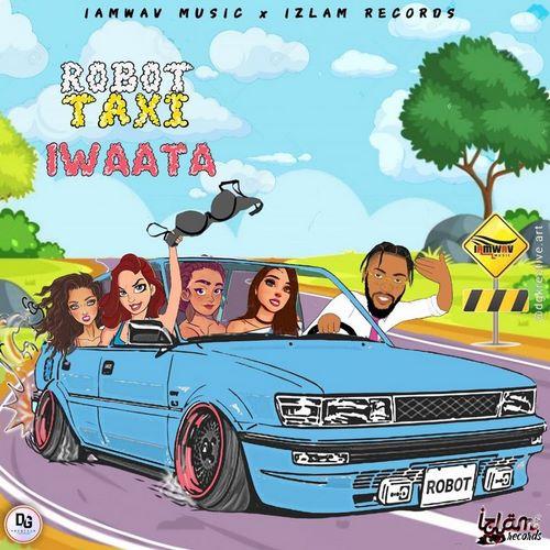 Iwaata-Robot-Taxi
