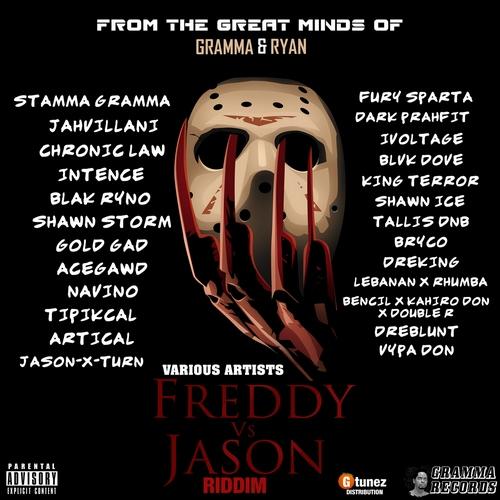FREDDY-V-JASON-RIDDIM