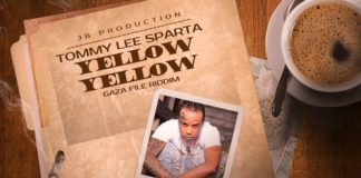 Tommy-Lee-Sparta-Yellow-Yellow