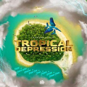 Tropical-Depression-Riddim-artwork