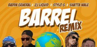Badda-General-ZJ-Liquid-Stylo-G-Shatta-Wale-Barrel-Remix-artwork