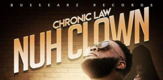Chronic-Law-Nuh-Clown-artwork